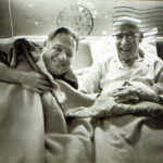Lawrence Durrell y Henry Miller
