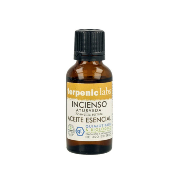 Aceite esencial de incienso Ayurveda